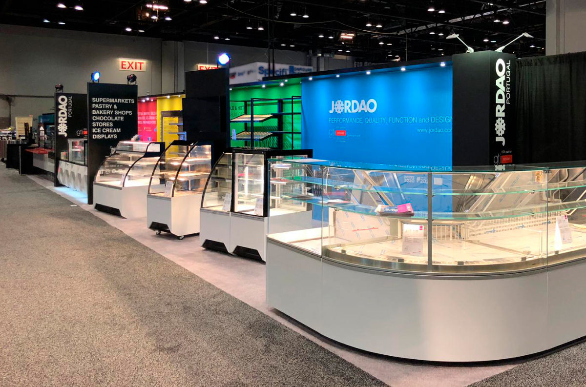 JORDAO AT THE NAFEM SHOW 2019