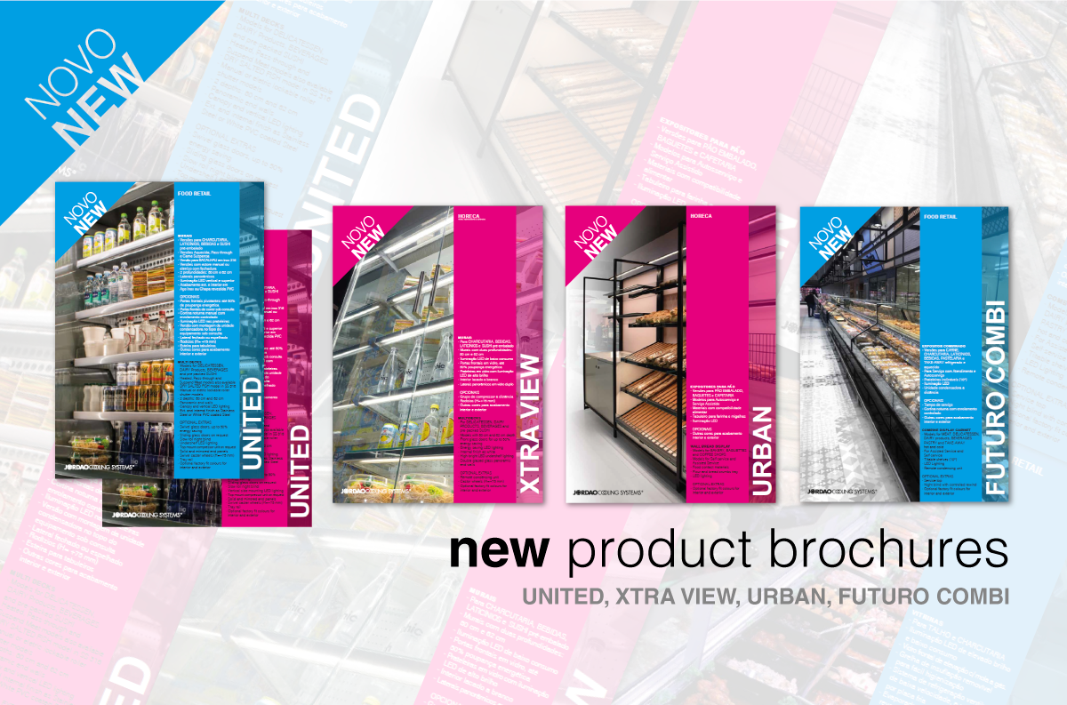 NEW PRODUCT BROCHURES